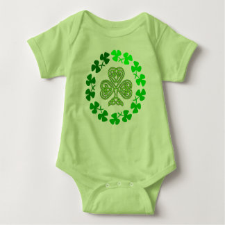 Body Conception celtique de jour de St Patricks de
