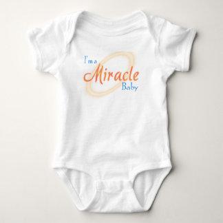 Body Costume de corps de bébé de miracle