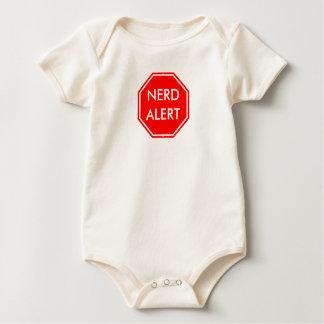 Body Coton VIGILANT NERD de bébés onesy
