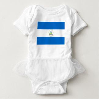 Body Coût bas ! Drapeau du Nicaragua