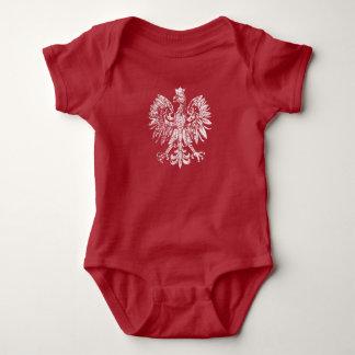 Body Crête vintage de la Pologne de bébé