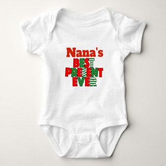 Body De Nana mieux du présent petit-enfant de Noël