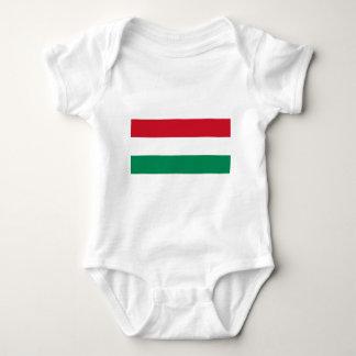 Body Drapeau de la Hongrie