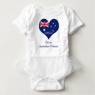 Body Drapeau de l'Australie