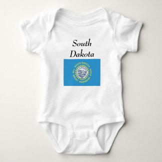 Body Drapeau d'état du Dakota du Sud