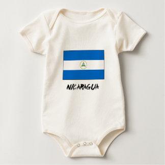 Body Drapeau du Nicaragua