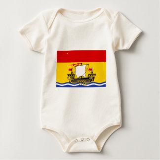 Body drapeau du Nouveau Brunswick