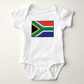 Body Drapeau simple de l'Afrique du Sud