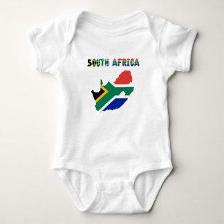 Body Drapeau sud-africain