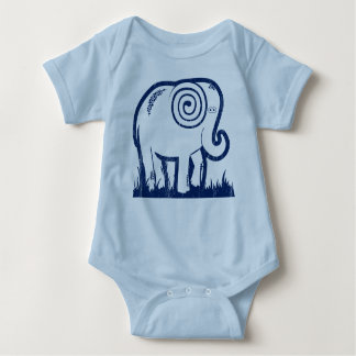 Body Éléphant Onsie