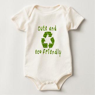 Body Équipement amical de bébé d'enfants d'Eco