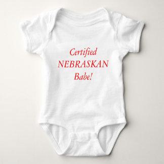 Body Équipement Onsie de bébé du Nébraska