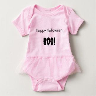 Body Fantôme rose de Halloween de combinaison de tutu