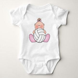 Body Fille de volleyball de Lil