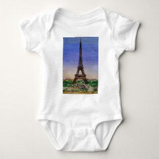 Body France-Paris-Eiffel-tour-vêtements