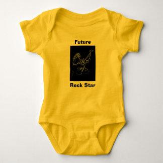 Body Future vedette du rock