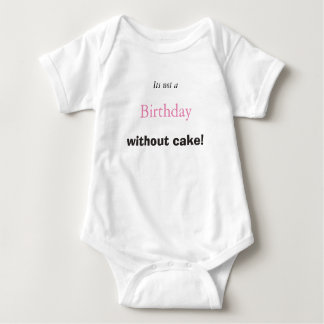 Body Gâteau d'anniversaire de bébé