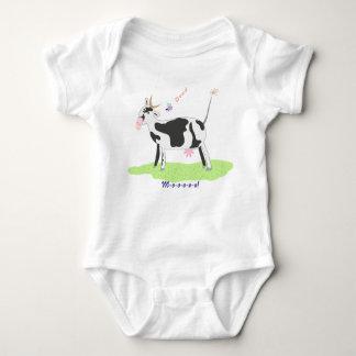 Body Grands vache et bébé Bobysuit de Dzzz