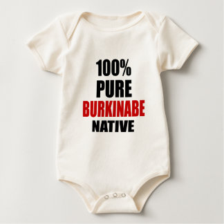 BODY INDIGÈNE DE BURKINABE