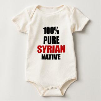 BODY INDIGÈNE SYRIEN