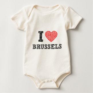 Body J'aime Bruxelles