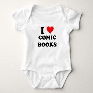 Body J'aime des bandes dessinées