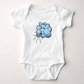 Body J'aime des jours venteux - combinaison de bébé