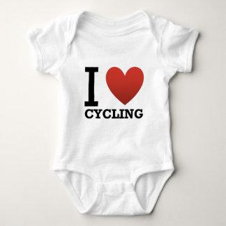 Body J'aime faire un cycle