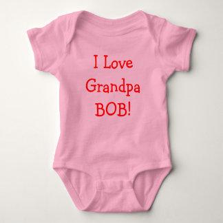 Body J'aime le grand-papa Bob !