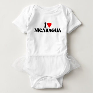 BODY J'AIME LE NICARAGUA