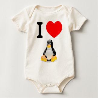 Body J'aime Linux