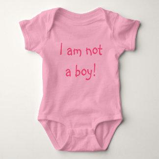 Body Je ne suis pas un garçon !