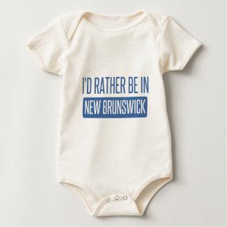 Body Je serais plutôt au Nouveau Brunswick