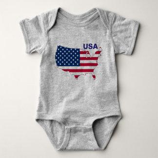 Body Je suis bébé américain