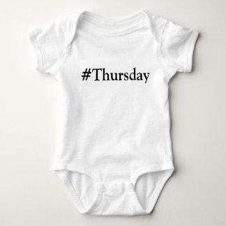 Body Jour #Thursday de la semaine