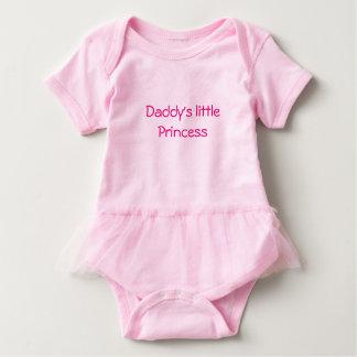 Body La princesse de bébé de tutu du papa rose de