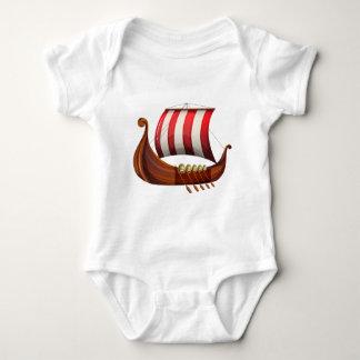 Body Le bateau d'un Viking
