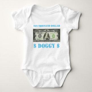 Body Le bébé de chienchien du dollar de dix-millièmes