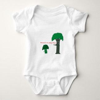 Body Le brocoli sont des arbres de bébé