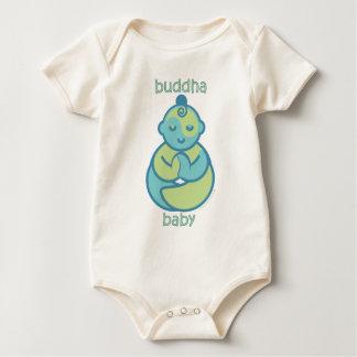 Body Le yoga parlent le bébé : Bébé bleu de Bouddha