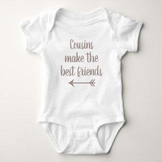 Body Les cousins font les meilleurs amis