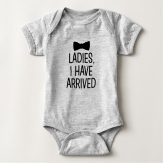 Body Les dames I ont la nouvelle cravate d'arc drôle