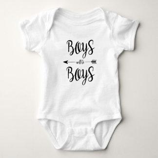 Body Les garçons seront combinaison de garçons