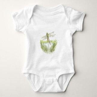 Body Libellule de bébé Onsie/plante grimpante