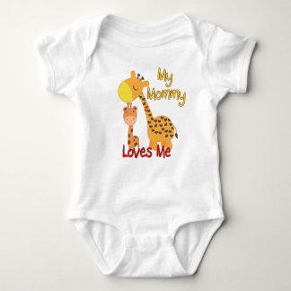 Body Ma maman m'aime girafe