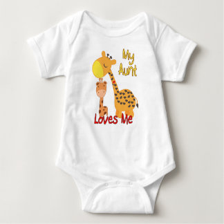 Body Ma tante Loves Me Giraffe