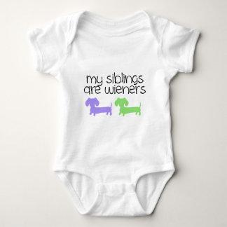 Body Mes enfants de mêmes parents sont des saucisses |