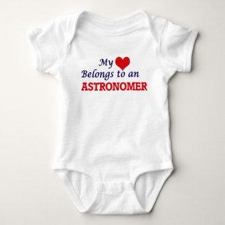 Body Mon coeur appartient à un astronome