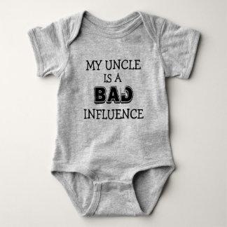 Body Mon oncle est une chemise drôle de neveu de