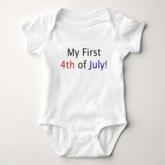 Body Mon premier 4 juillet !